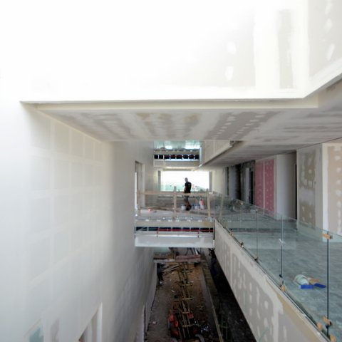 Engineering School - Central Staircase 11-09-2012